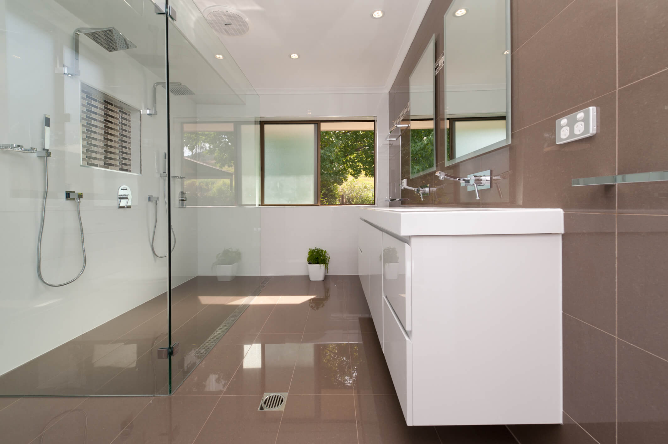 our gallery - bathroom renovations canberra - small to large